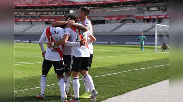 River Plate clasificó a cuartos de final de la Copa de la Liga Profesional