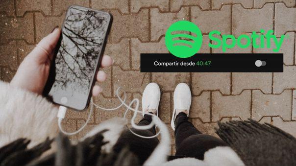 Ya tenemos marca de tiempo en Podcasts de Spotify