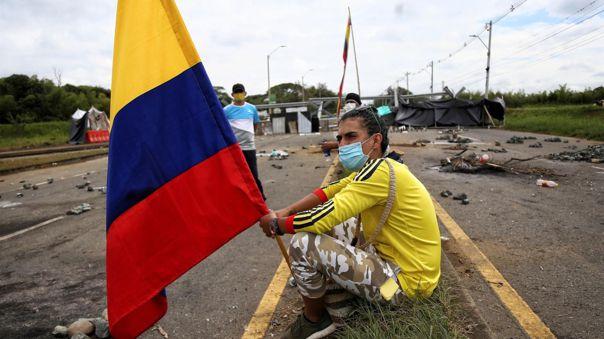 La CIDH instó al Estado de Colombia a investigar los actos violentos.