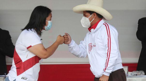 Elecciones 2021: lo que plantean Pedro Castillo y Keiko Fujimori para combatir la corrupción