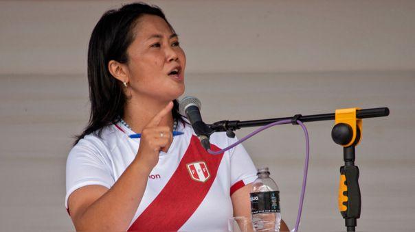 PERU-ELECTION-RUNOFF-DEBATE-FUJIMORI
