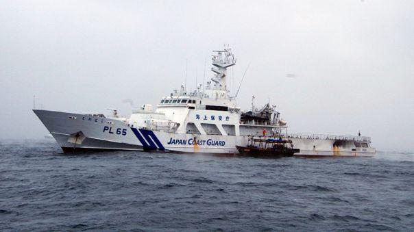 Arribo forzoso a Ecuador de embarcación de Singapur