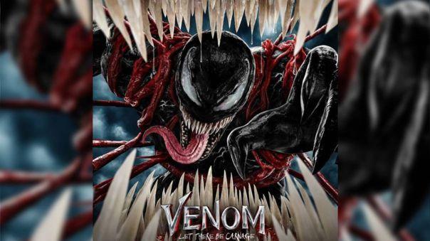 """Venom: Let There Be Carnage"": Mira su primer tráiler"