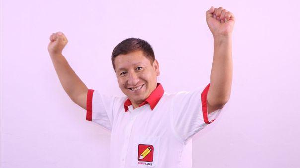 Guido Bellido Ugarte es virtual congresista por Cusco.