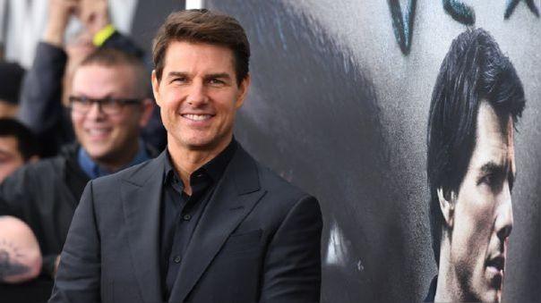 Tom Cruise devolvió sus tres Globos de Oro en protesta la Asociación de Prensa Extranjera de Hollywood