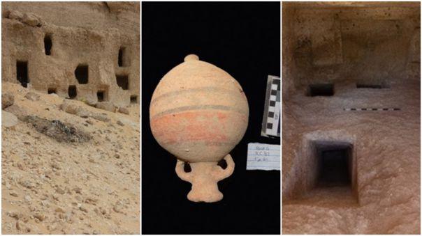Hallazgo arqueológico en Egipto