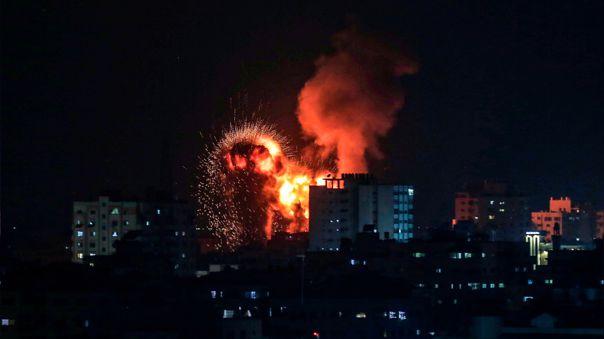 Ataque aéreo israelí