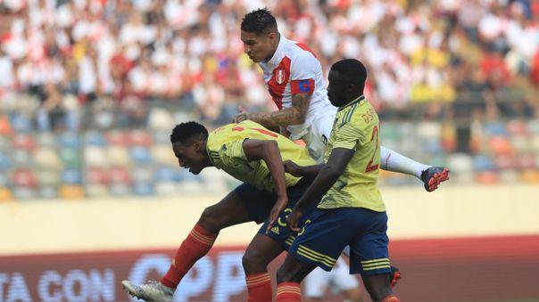 Perú y Colombia jugarán por la sétima fecha de las Eliminatorias