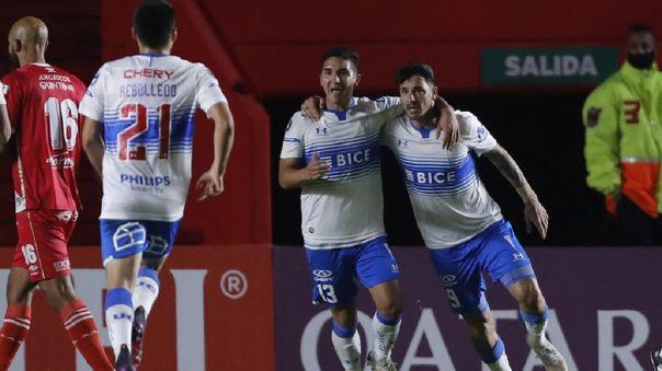 U. Católica venció 0-1 a Argentinos Jrs. por la Copa Libertadores