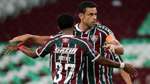 Fluminense venció a Santa Fe por la fecha 4 de Copa Libertadores