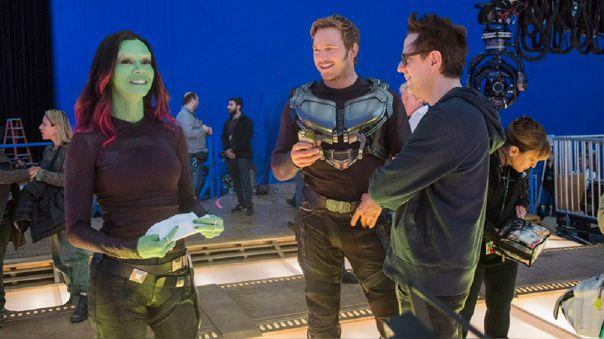 James Gunn no solo es parte de Marvel, sino también de la casa DC.