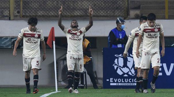 Universitario igualó 1-1 con Defensa y Justicia por la Copa Libertadores 2021