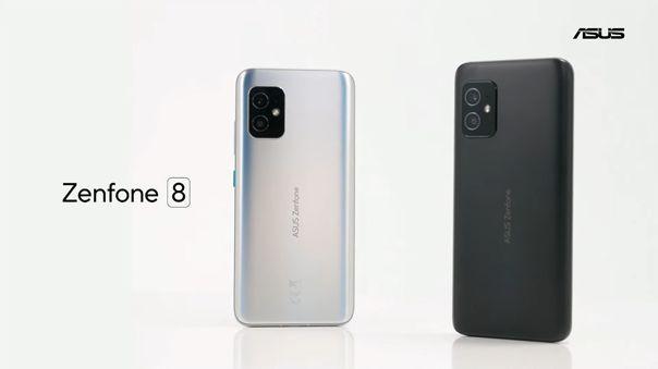 Así es el Zenfone 8.
