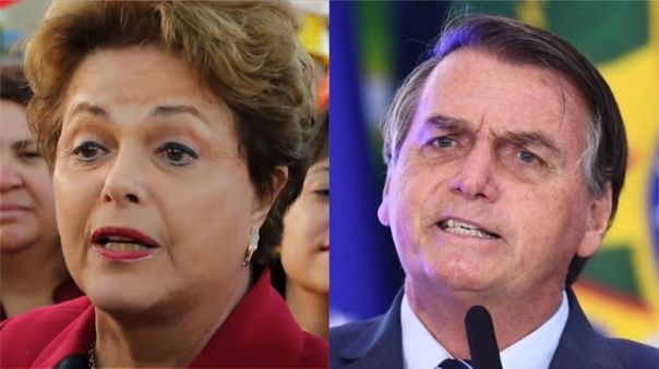 La expresidenta brasileña criticó que el actual Gobierno de su país