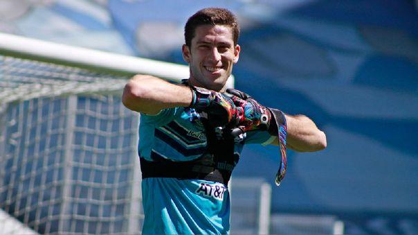 Santiago Ormeño está cerca de jugar por la Selección Peruana.