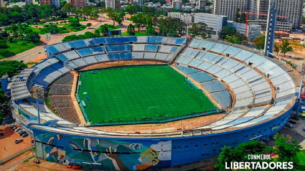 Estadio Centenario albergará la final de Copa Libertadores 2021