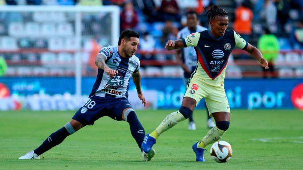Pedro Aquino titular ante Pachuca por los playoffs de la Liga MX