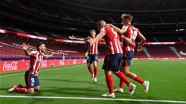 Atlético de Madrid ganó LaLiga Santander en 24 oportunidades.