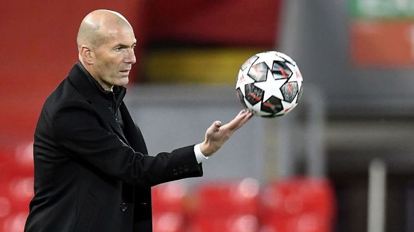 Zinedine Zidane dejó en duda su continuidad en Real Madrid