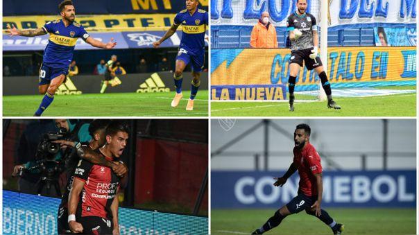 Las semifinales de la Copa Liga Profesional de Argentina