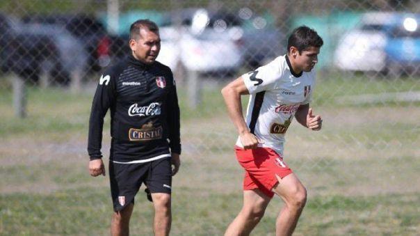 Edder Benítes se sumó al comando técnico de Ricardo Gareca en la Selección Peruana.
