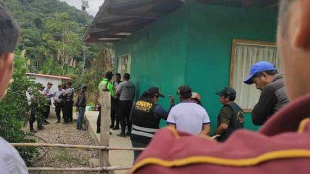 Crimen en Puno