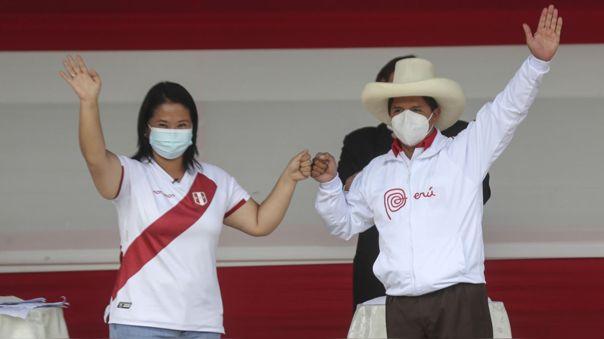 Los candidatos asistirán al Colegio Médico para su participación formal.