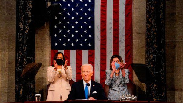Presidente estadounidense Joe Biden