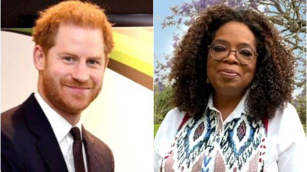 """Apple TV+: Mira el tráiler de """"The Me You Can't See"""" la nueva serie documental de Oprah Winfrey y el príncipe Harry"""