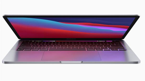 Apple alista una nueva MacBook Pro.