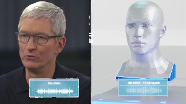 Un nuevo algoritmo de aprendizaje es capaz de clonar voces