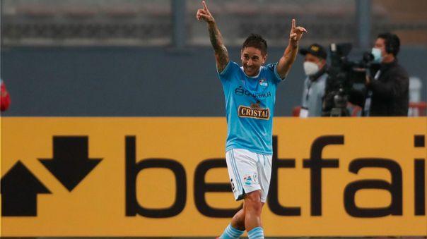 Sporting Cristal venció a Rentistas por la fecha 5 de la Copa Libertadores 2021
