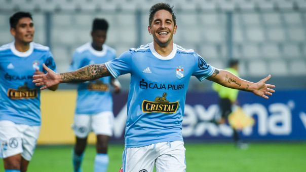 Alejandro Hohberg fue la figura de Sporting Cristal ante Rentistas por la Libertadores