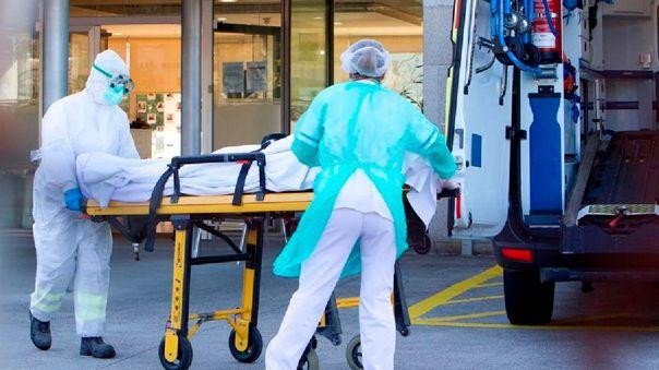 España suma 19 muertos por covid en un día