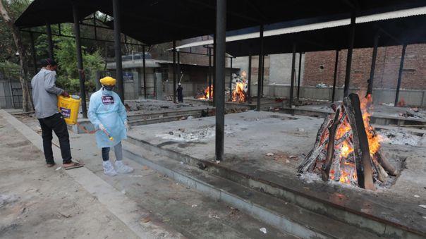 Las autoridades indias detectaron hasta el momento un total de 8 848 casos de murcomicosis.
