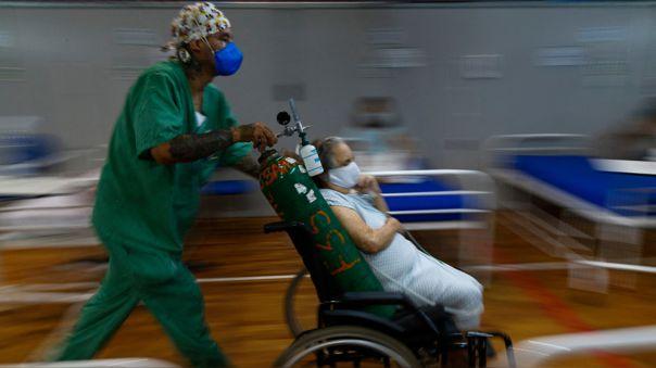 COVID-19 en Brasil