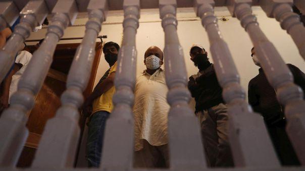 Al menos 19 regiones indias califican de epidemia un hongo en casos de covid