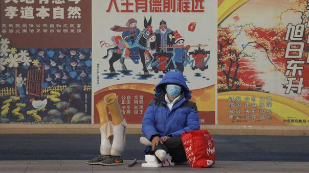 China ha negado repetidamente que el virus se haya escapado de uno de sus laboratorios.