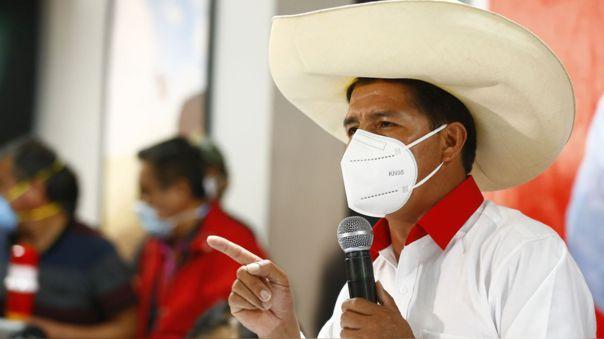 Pedro Castillo se pronunció tras el ataque en el VRAEM.