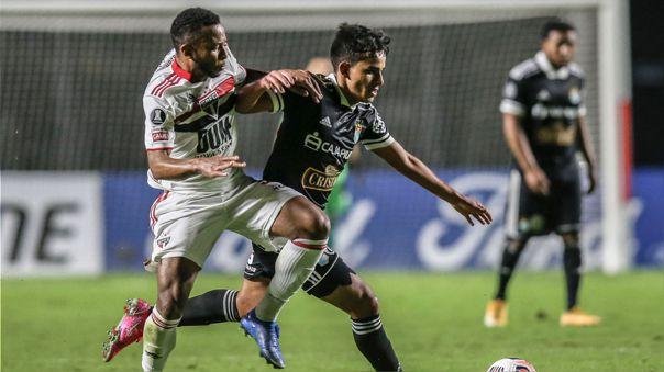 Sporting Cristal logró un lugar en la Copa Sudamericana 2021.