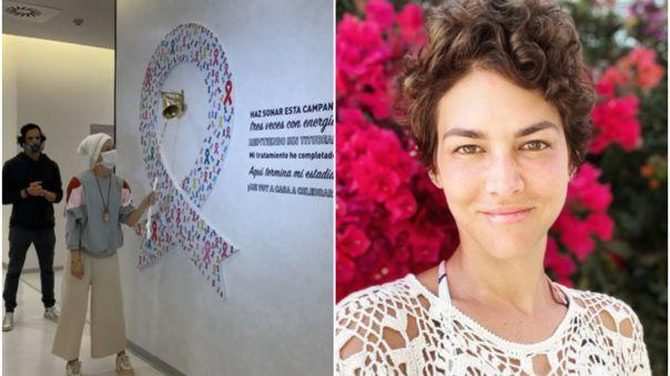 """Anahí de Cárdenas a un año de su última quimioterapia: """"Tuve suerte, sobreviví"""""""