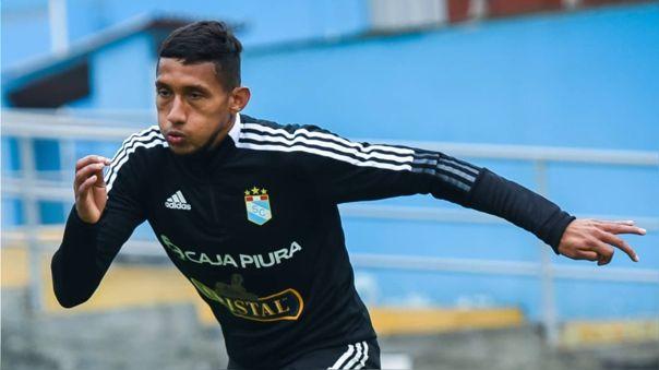 Sporting Cristal: Christofer Gonzales no viajó a Brasil y es duda en la Selección Peruana