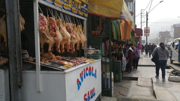 Precio del pollo