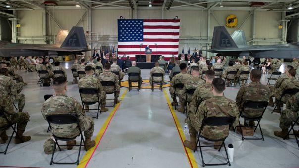 Soldados de EEUU revelan sitios nucleares
