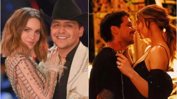 Belinda: ¿Cuánto costó el anillo de compromiso que le regaló Christian Nodal?