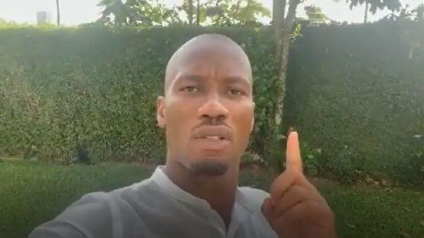 Didier Drogba, exChelsea, está retirado de la actividad profesional.
