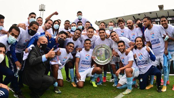 Sporting Cristal ganador de la Fase 1 de la Liga1 Betsson