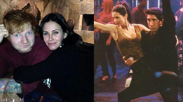 """El baile entre Mónica y Ross se encuentra en el clásico capítulo que lleva como título """"The One with The routine""""."""