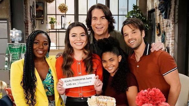 iCarly: Mira el tráiler el nuevo revival de la recordada serie de televisión