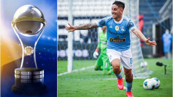 Con Sporting Cristal: sorteo octavos de final de la Copa Sudamericana 2021